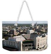Nebraska Cornhuskers Stadium Lincoln Weekender Tote Bag
