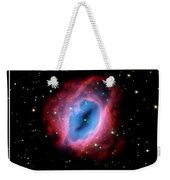Nebula And Stars Nasa Weekender Tote Bag