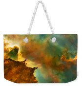 Nebula Cloud Weekender Tote Bag by Jennifer Rondinelli Reilly - Fine Art Photography