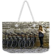 Need A Ride Weekender Tote Bag