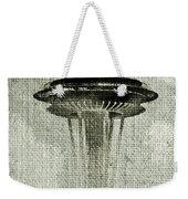 Needle On Canvas Weekender Tote Bag