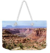 Needles Grand Canyon Weekender Tote Bag by Adam Jewell