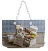 Needs More Sugar Weekender Tote Bag