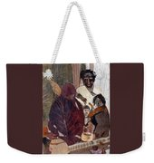 Needy Family Weekender Tote Bag