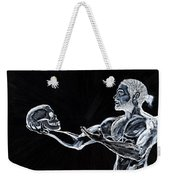 Negative Thoughts Weekender Tote Bag by Edward Fuller