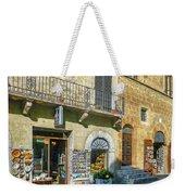 Negozi Toscani Weekender Tote Bag