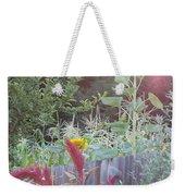 Neighboring Gardeners Weekender Tote Bag