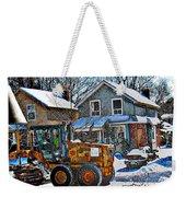 Neighbourhood Snowplough 2 Weekender Tote Bag