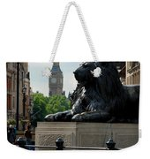 Nelson's Lion Weekender Tote Bag