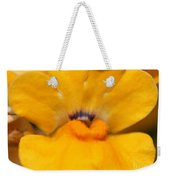 Nemesia Named Angelart Pear Weekender Tote Bag