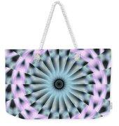 Neo Liquid Sky K1 Weekender Tote Bag by Derek Gedney