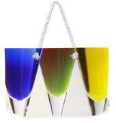 Neon Cocktails Weekender Tote Bag