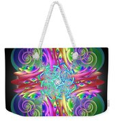 Neon Dreams Weekender Tote Bag