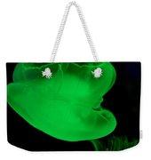 Neon Jellyfish Weekender Tote Bag