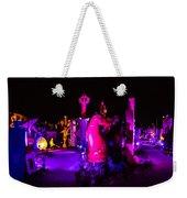 Neon Landscape Weekender Tote Bag