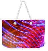 Neon Swell Weekender Tote Bag