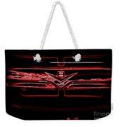 Neon Truck Grill Weekender Tote Bag