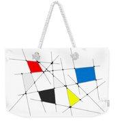 neoplasticism 09 I Weekender Tote Bag