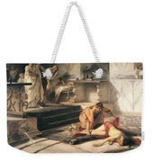 Nero And Agrippina Weekender Tote Bag