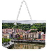Nervion Weekender Tote Bag