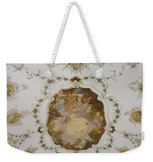 Nesselwang Church Ceiling And Organ Weekender Tote Bag