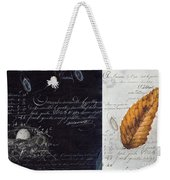 Nest Egg Weekender Tote Bag