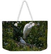 Nest Lookout Weekender Tote Bag