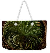 Nesting Pine Orb Weekender Tote Bag