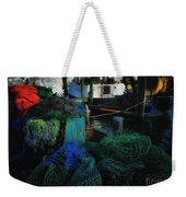 Net Worth Weekender Tote Bag