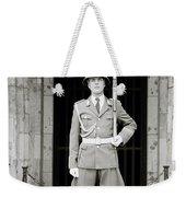 The Soldier Weekender Tote Bag