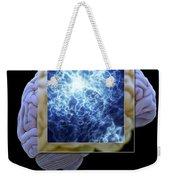 Neuron And Brain Weekender Tote Bag