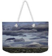 Nevada Blue Skies Weekender Tote Bag
