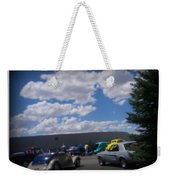 Nevada Blue Sky Weekender Tote Bag