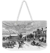Nevada Carson City Weekender Tote Bag
