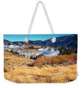 Nevada Landscape Weekender Tote Bag