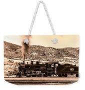 Nevada Northern Railway Weekender Tote Bag