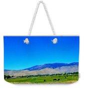 Nevada Range Weekender Tote Bag