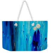 Never Alone By Sharon Cummings Weekender Tote Bag