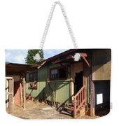 Never Mind Knocking Weekender Tote Bag