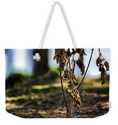 Never Stood A Chance Weekender Tote Bag