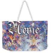 Nevie - Wise Weekender Tote Bag by Christopher Gaston