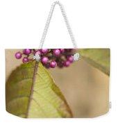 New Berries Weekender Tote Bag