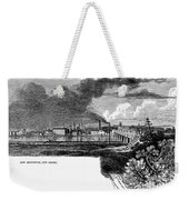 New Brunswick, 1876 Weekender Tote Bag