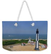 New Cape Henry Lighthouse Weekender Tote Bag