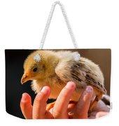 New Chick Weekender Tote Bag