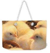 New Chicks Weekender Tote Bag