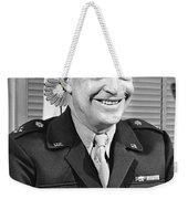 New Chief Of Staff Eisenhower Weekender Tote Bag