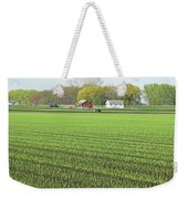 New Crop Weekender Tote Bag