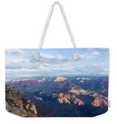 New Day At The Grand Canyon Weekender Tote Bag