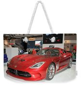 New Dodge Viper Weekender Tote Bag